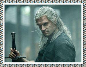 Geralt de Rivia The Whitcher