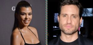 Kardashian y edgar Ramirez