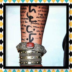 Gianluca Vacchi tatuajes significado