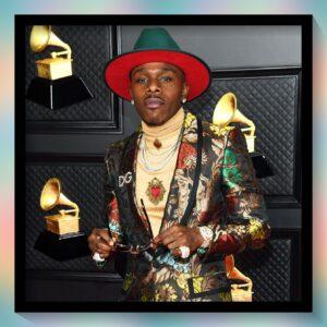 mejores looks masculinos de los Grammy's